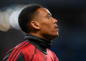 Martial says Mourinho's tough love worked on him