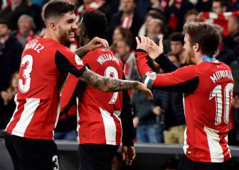 Muniain gives Athletic slender first-leg lead over Granada