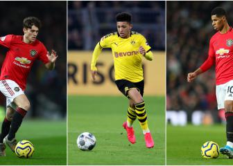 Sancho to Man Utd? Opta data exposes gulf between BVB star and Red Devils attackers