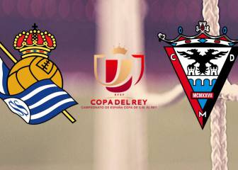 Real Sociedad vs Mirandés: Copa del Rey: How and where to watch