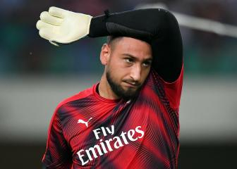 Raiola: Milan's achievements will determine decision on Donnarumma's future