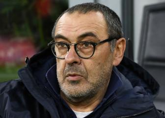 Juve's 'growth has stalled' but Sarri not worried after Coppa Italia escape