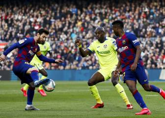 Barcelona player ratings: Messi and Ansu Fati lead the way