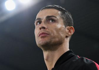 Cristiano out of Juve squad for Brescia match