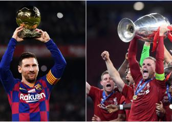 Messi and Liverpool, nominees at Laureus World Sports Awards