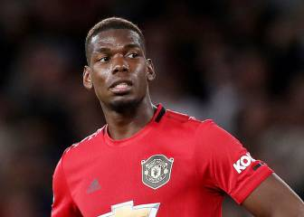 Solskjaer: 'Pogba is a Man United player and not Mino's'