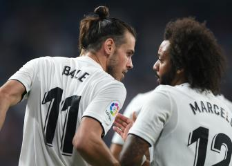 Zidane backs Marcelo and Bale after 'painful' draw against Celta Vigo