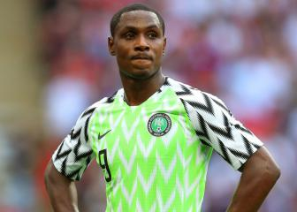 Solskjaer says door open for Ighalo to earn permanent Man Utd switch