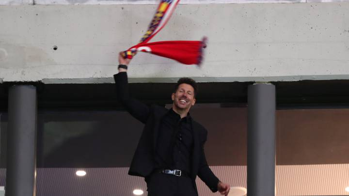 Atlético Madrid: Why is Diego Simeone called 'El Cholo'?