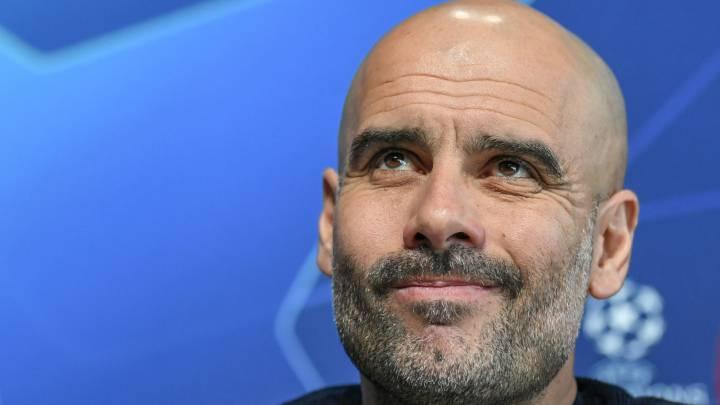 Real Madrid Pep Guardiola Calls For Man City Shutdown After