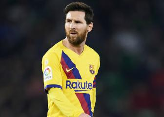 LA Galaxy offer Messi escape route amid Barça crisis