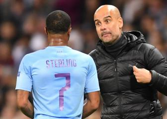 Guardiola plays down possible Sterling Real Madrid move