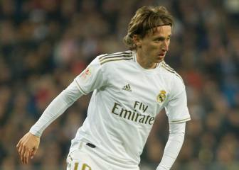 Real Madrid players who will be out of contract in 2021