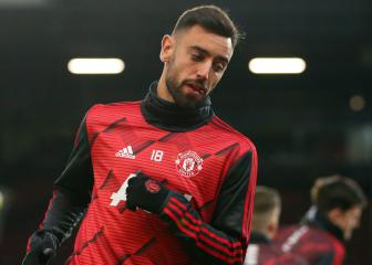 Cristiano Ronaldo inspired Man United move - Bruno Fernandes