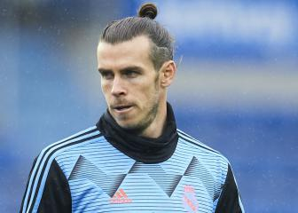 Bale's China move fell through over Madrid's fee demands