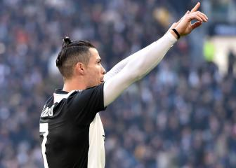 Ronaldo 1,000: Juventus star makes landmark appearance