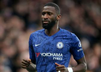 Rudiger says the fight is over and 'racism has won'