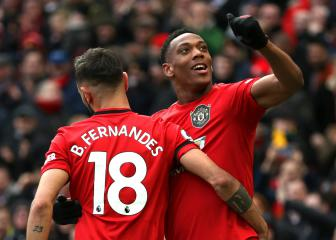 Solskjaer hails Fernandes effect after Utd win