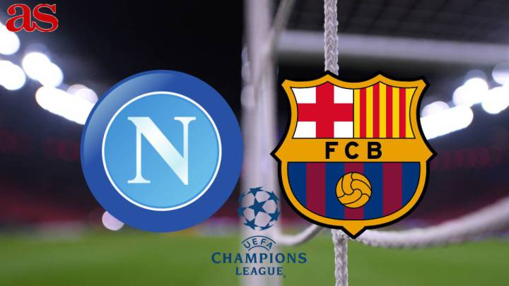 Napoli vs Barcelona how and where to watch: Champions League