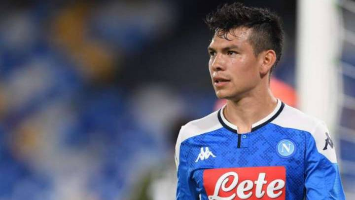 "Napoli ""There is no space for Hirving Lozano here"""