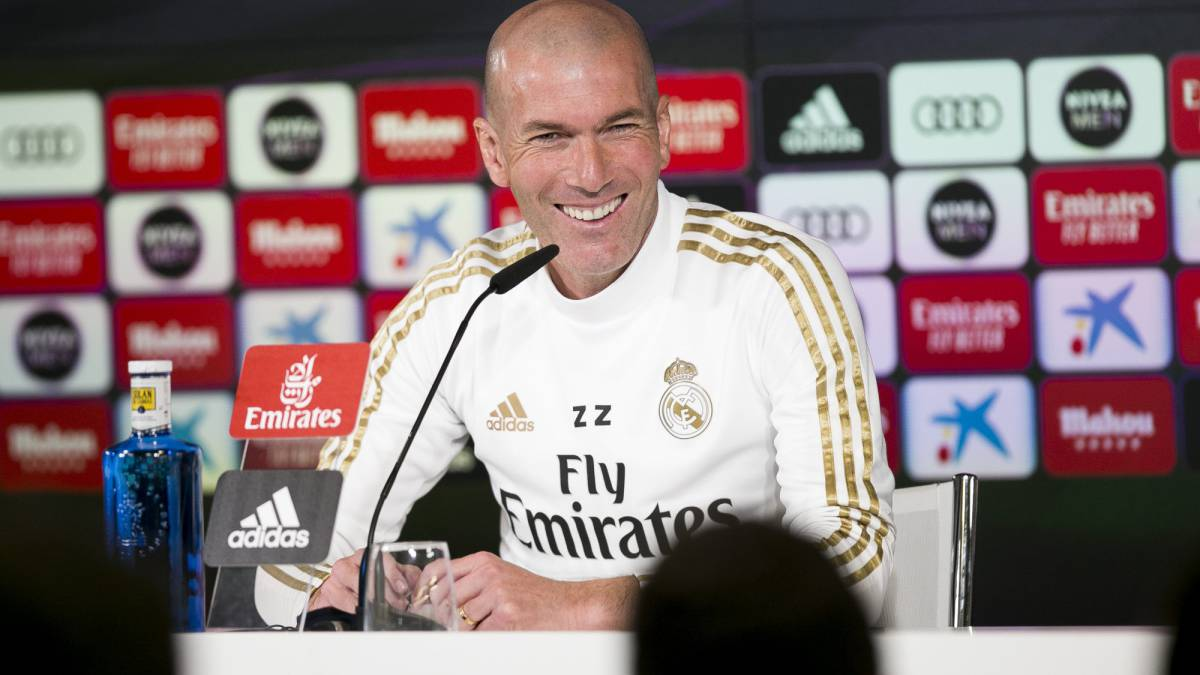 Real Madrid: Zidane's Champions League press conference - live!