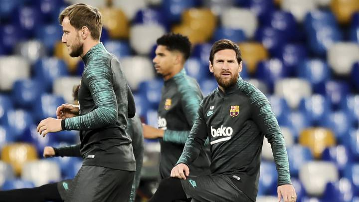 Napoli vs Barcelona: preview, team news, predicted starting XIs