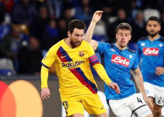 Barcelona take vital away goal back to Camp Nou