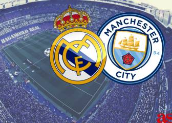 Real Madrid vs Manchester City: how and where to watch