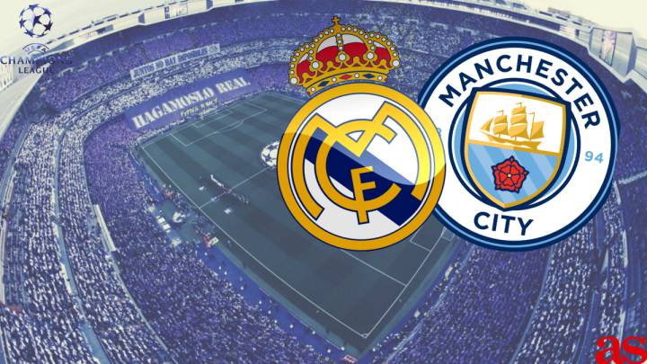 Real Madrid vs Manchester City: how and where to watch – times, TV, online