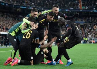 Man City record historic win at the Bernabéu