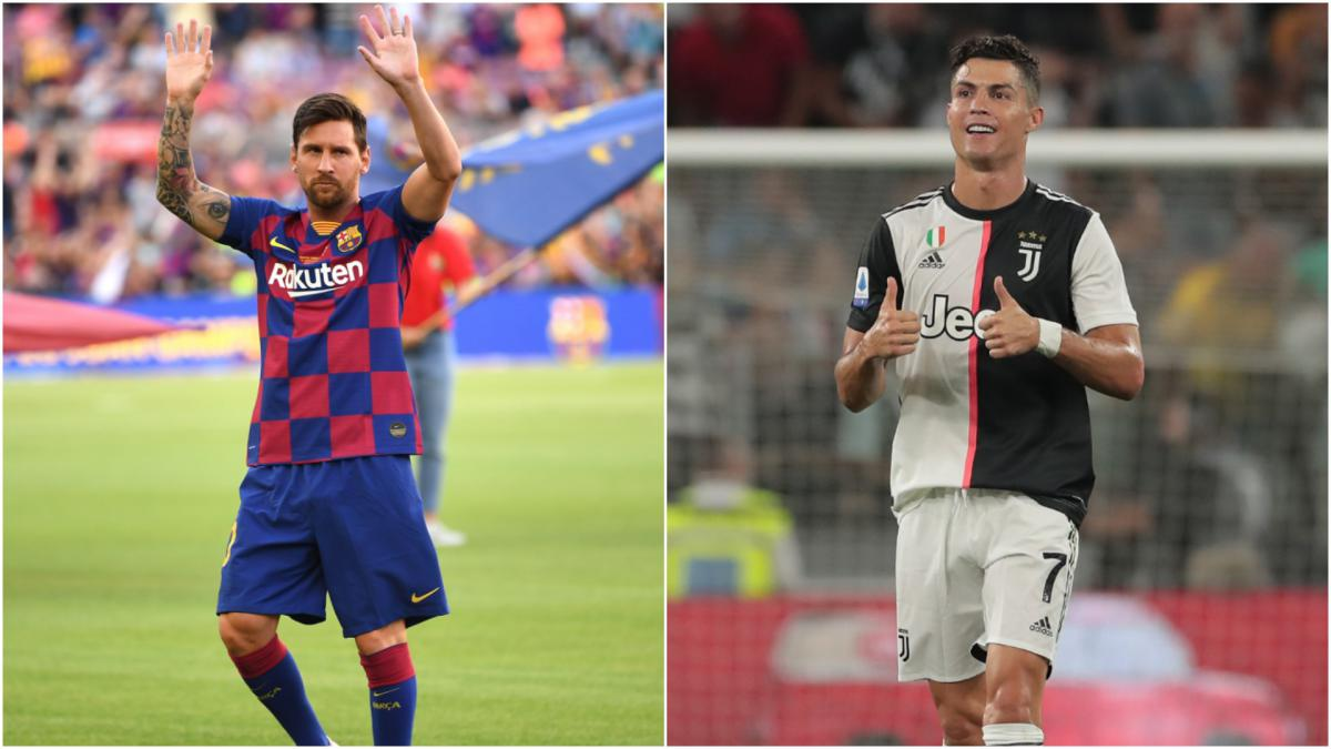 Beckham: Inter Miami have great opportunity to sign Messi and Ronaldo
