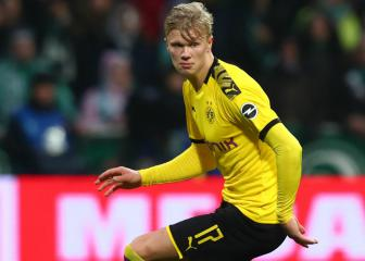 Real Madrid contact Dortmund over Erling Haaland