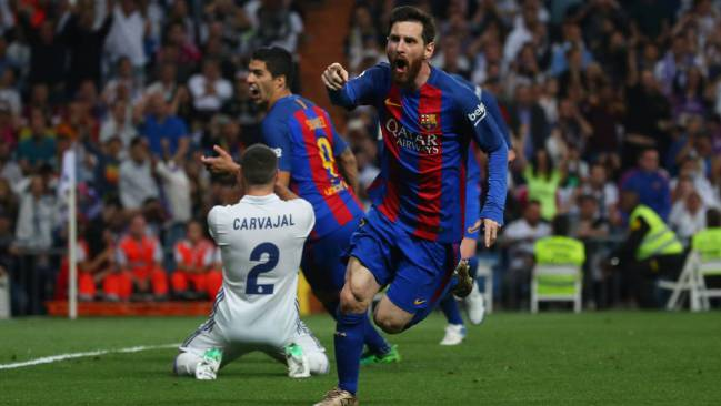 Real Madrid Barcelona El Clasico Facts Stats And Figures As Com