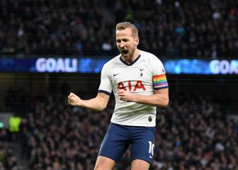 Kane hands Spurs boss Mourinho a fitness boost