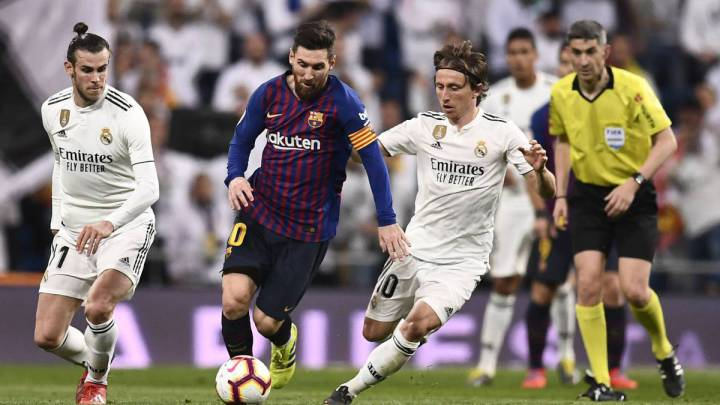 Real Madrid-Barcelona not under coronavirus threat - LaLiga chief