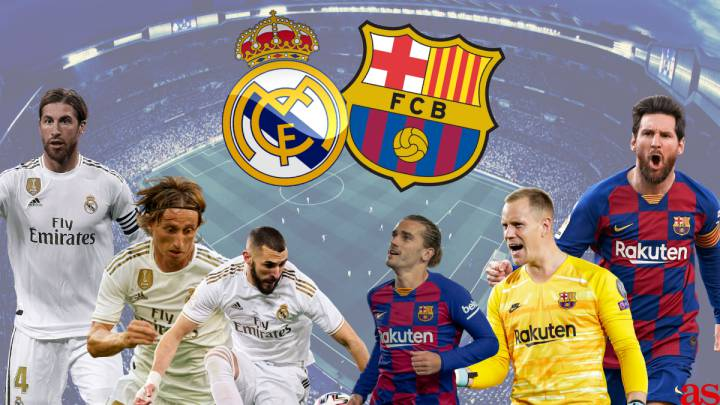 Real Madrid vs Barcelona: Prediction, Lineups, Team News, Betting Tips & Match Previews