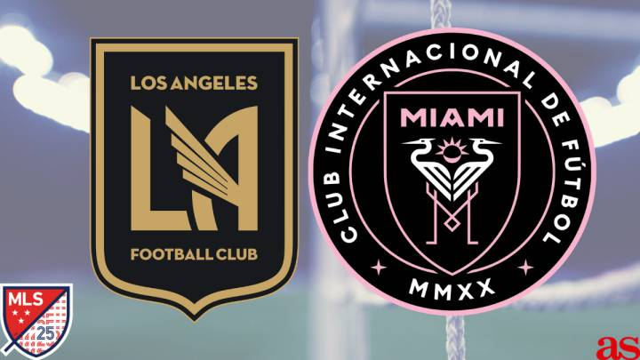 LAFC vs Inter Miami: How and where to watch - times, TV, online