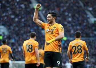 Jimenez gives Wolves late win to aid chase for European spots