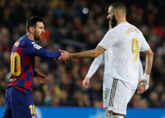Real Madrid vs Barcelona: confirmed Clásico starting XIs