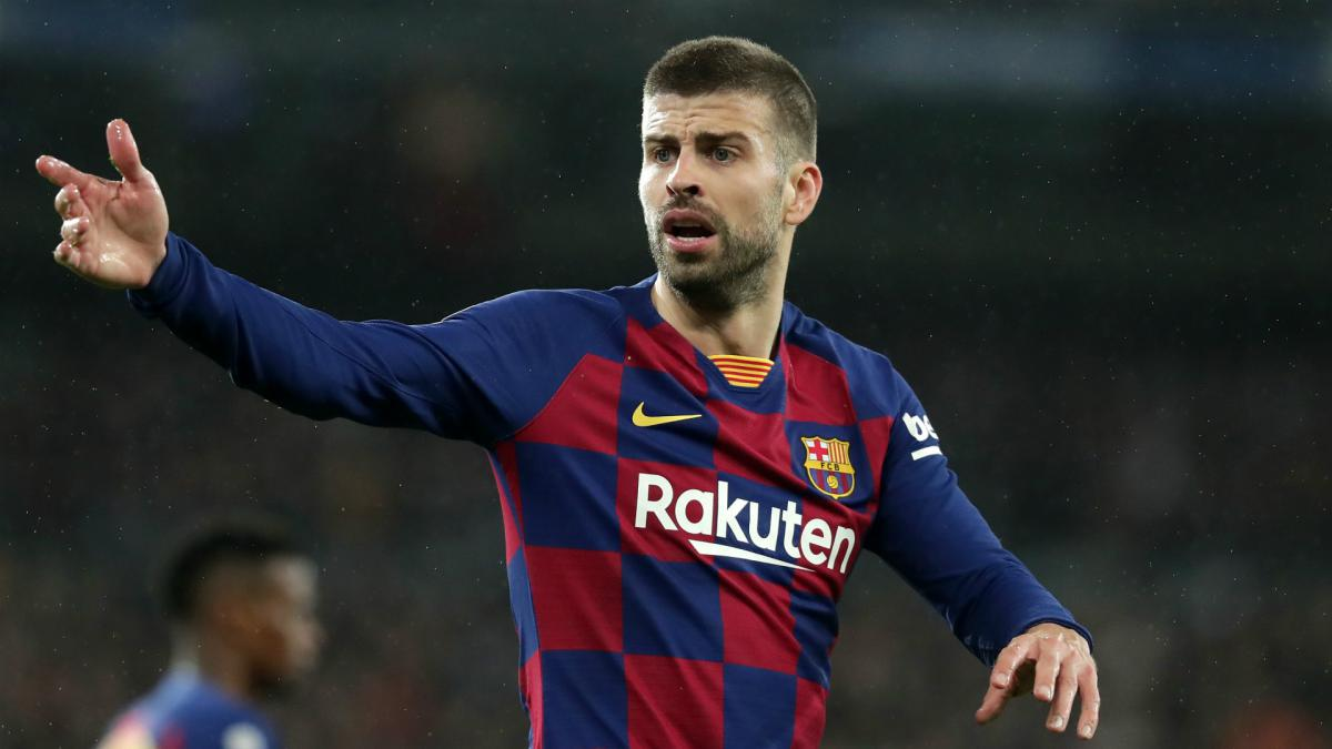 Pique dubs Zidane's men 'worst Madrid' he has faced