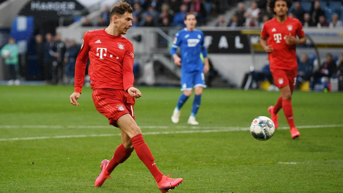 We want to play football - Bayern boss Flick focusing on Schalke clash