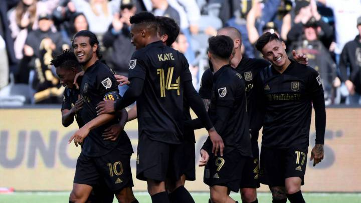 LAFC valued at $700 million setting Major League Soccer record