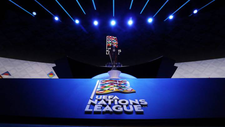 Germany, Switzerland and Ukraine: Spain's Nations League rivals