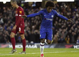 Liverpool stumble again as Chelsea send them out of the FA Cup
