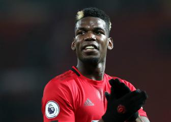 Pogba to return to full Man Utd training next week - Solskjaer