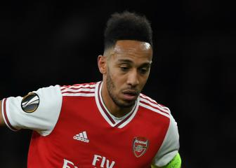Aubameyang and Arsenal set for contract talks before season end - Arteta