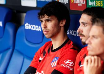Atleti boss Simeone backs João Félix to