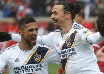 Lletget 'wanted to walk off the pitch' while playing with Ibrahimovic at LA Galaxy