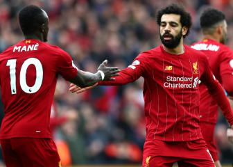 Centurion Salah shows ruthless touch but Liverpool will need more against Atlético Madrid