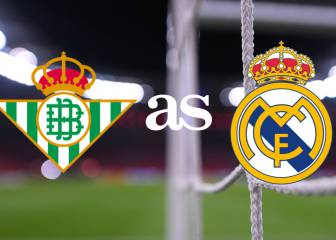 Real Betis vs Real Madrid: how and where to watch